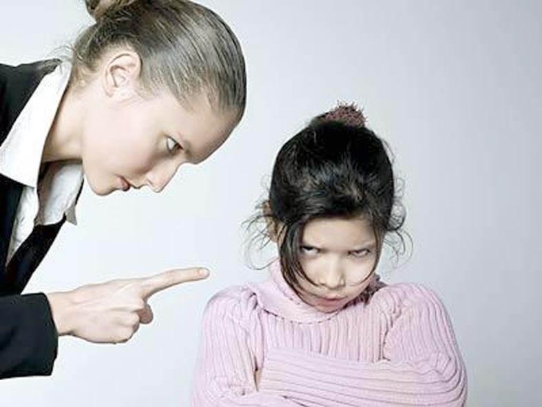 Что делать если в школе ребенка ругает учитель