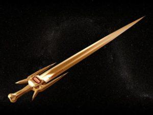 Золотой меч Истины