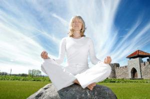 Упражнение на усиление женской энергии