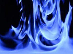 Голубое пламя. Самонастройка.