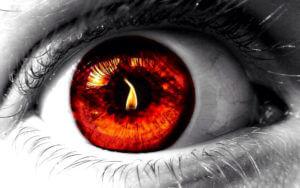 Упражнение Огонь в глазах