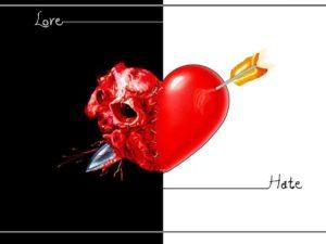 Карма любви и ненависти