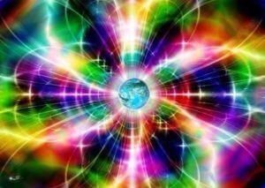 Пропускание земной и космической энергии