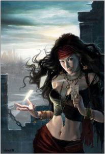 Страшные тайны цыганской магии