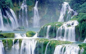 Омоложение Водопад молодости