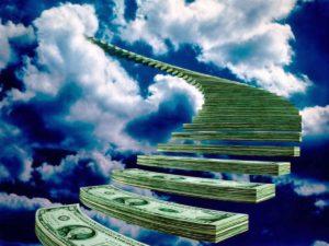 Ритуал Лестница богатства