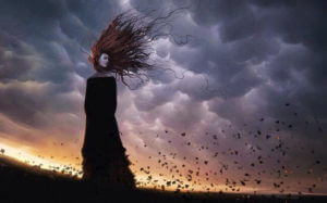 Сброс наведённой порчи на ветер