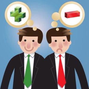 Как заменить негативные мысли на позитивные