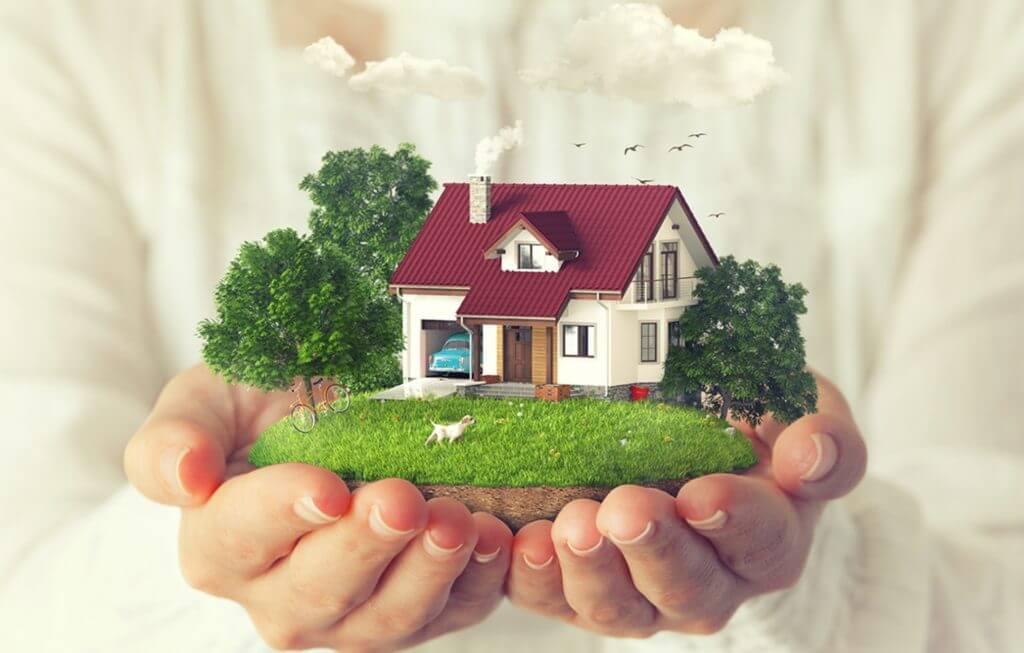 Оформление дарственной на собственный загородный дом с земельным участком на сына или дочь