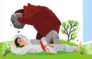 Помощь людям или медвежья услуга