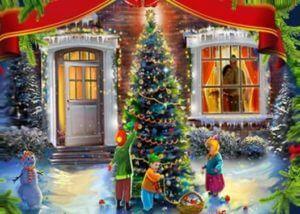 Сакральный смысл украшения новогодней ёлки