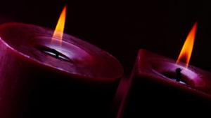 Поведение свечи во время ритуала