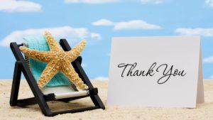 Благодарность останавливает карму