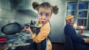 Как наладить отношения с детьми и наполнить их любовью