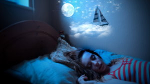 Пограничное состояние между сном и реальностью