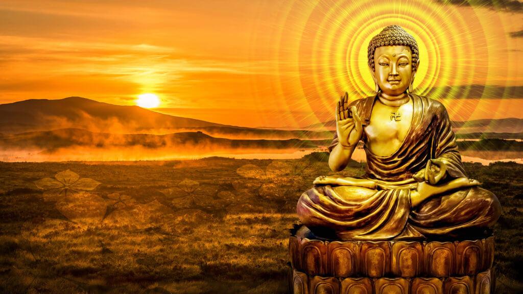Буддизм в картинках в хорошем качестве