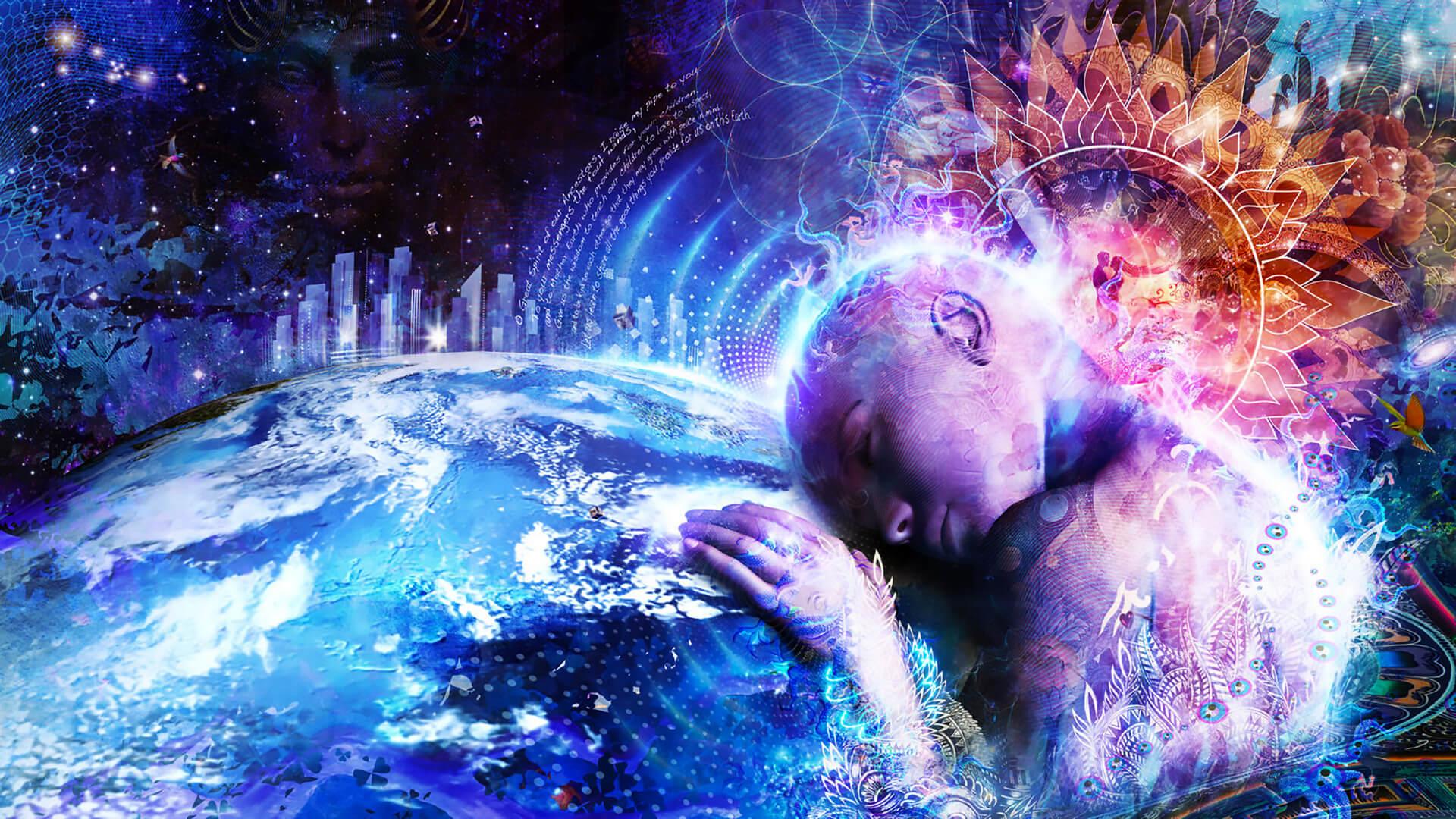 Картинки вселенная и душа