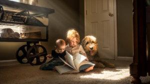 Каждый ребёнок рождается умным