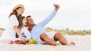 Счастливые дети бывают только у счастливых родителей